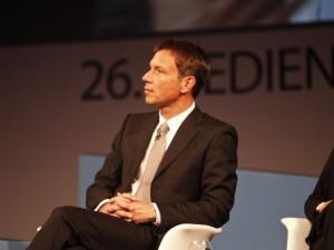 René Obermann (Foto: Medientage München)