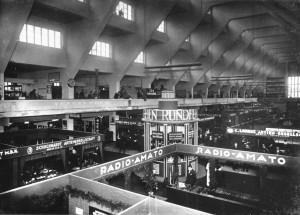 1. Rundfunkausstellung Berlin 1924