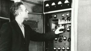 Der erste UKW Sender Europas 1949 in München