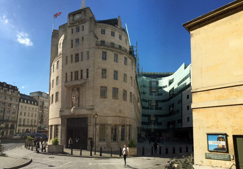 BBC - old + new